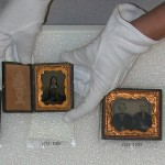 Two cased images in the History San Jose collection