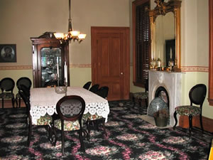 Fallon House Dining Room