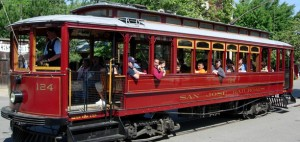History Park Trolley