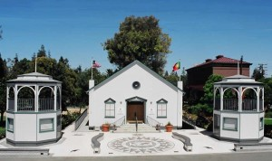 Portuguese Historical Museum at the Imperio, History Park, San Jose, CA
