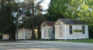 Migrant Farm Worker Cabins
