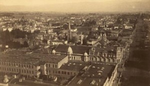 Downtown San Jose 1881