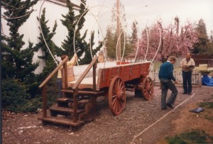 maintaining the covered wagon