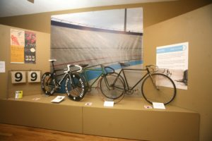 Silicon Valley Bikes exhibit