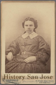 Portrait of Olive Oatman