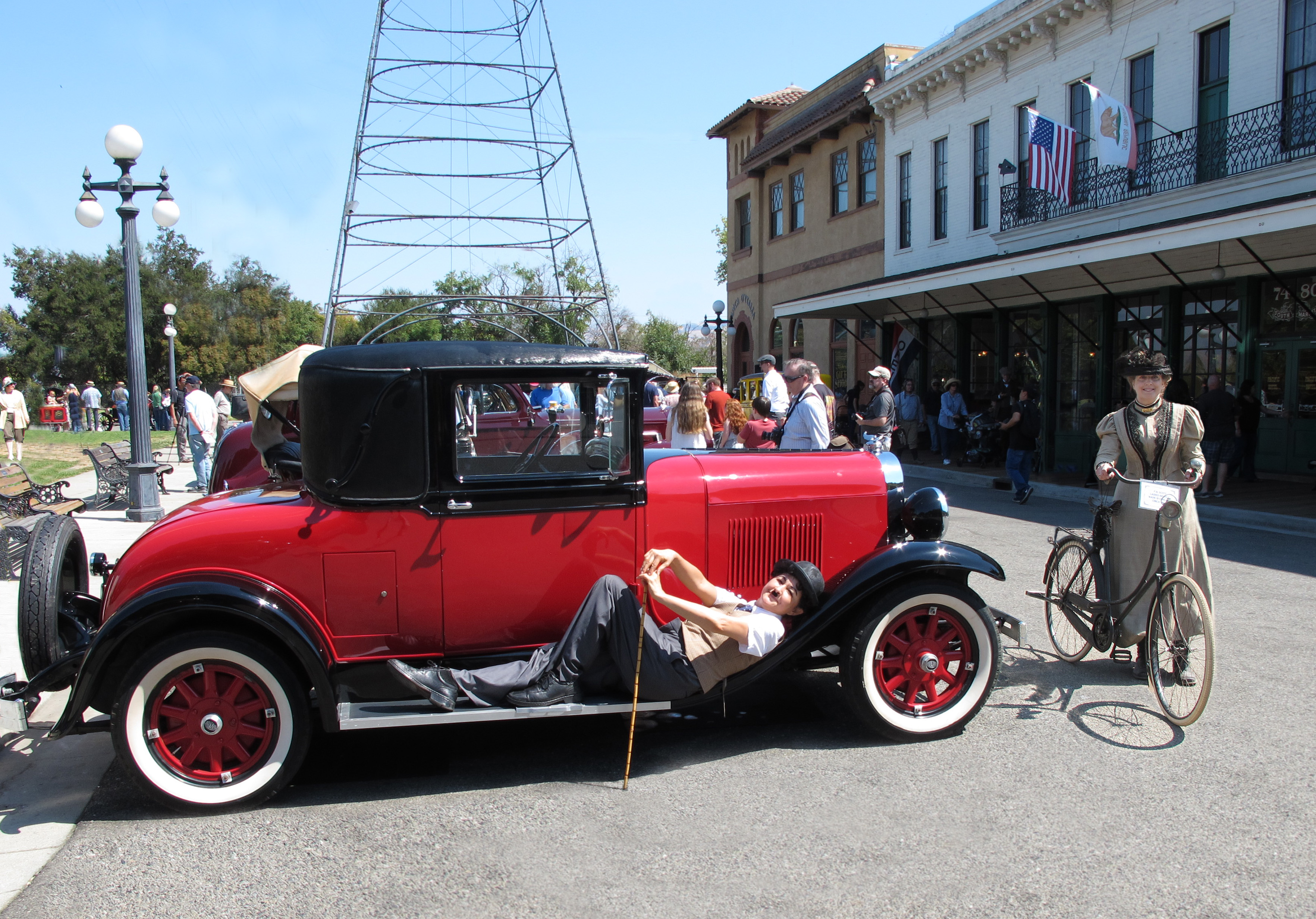17th Annual Antique Autos in History Park – History San Jose