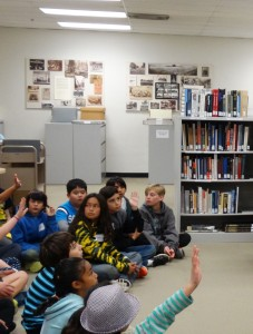history detectives in library