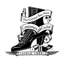 Greater Bay Area Costumers Guild logo
