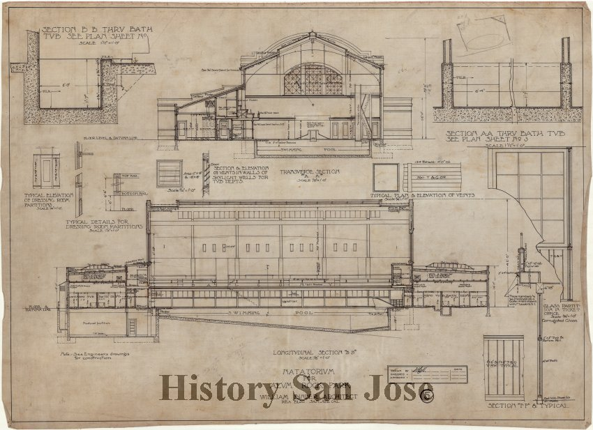 Recently Processed Architectural Records At History San