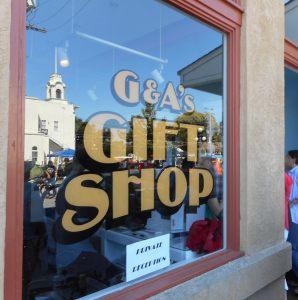 G & A's Gift Shop exterior