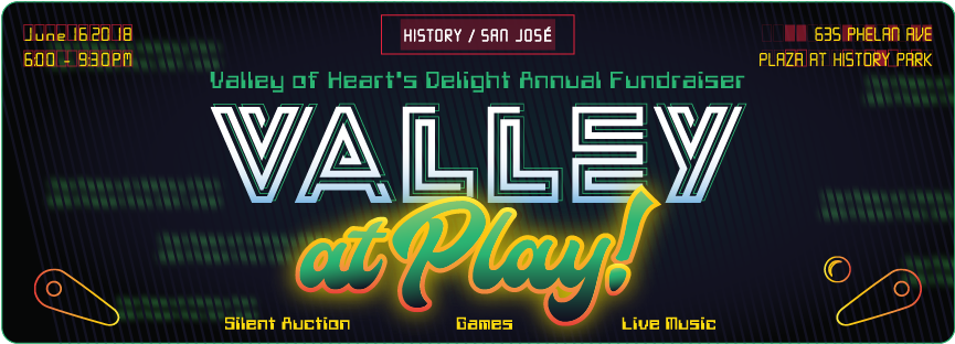 Valley Fundraiser 2018 graphic